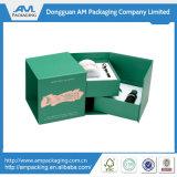 El maquillaje de encargo del cajón del paquete fija la caja cosmética de la cartulina al por mayor