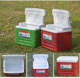Коробка охладителя промотирования пластичная для напольного