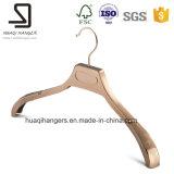 금속 훅 피복 걸이 남자 의복 걸이를 가진 나무로 되는 Hangr