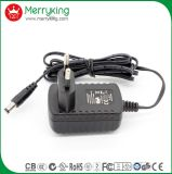 12W Switching DC Adapter com Ce