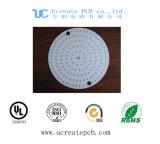 옥외 램프를 가진 Routing LED PCB에 의하여 단면도