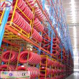 ISO keurde het Rek van de Opslag van het Pakhuis van het Staal van de Hoogste Kwaliteit goed