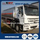 Óleo do transporte do caminhão do depósito de gasolina de Sinotruk 20cbm