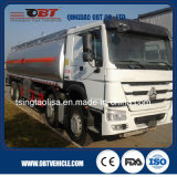 Aceite del transporte del carro del depósito de gasolina de Sinotruk 20cbm