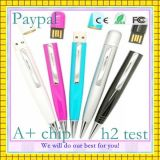 Mecanismo impulsor promocional de la pluma del USB de los deportes del puntero del laser de la alta calidad (GC-P005)