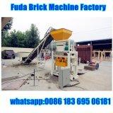 Neue Technologie-Block, der Maschine mit Qualität von China herstellt
