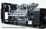 gerador Diesel industrial 1100kw à espera 1375kVA de 1000kw 1250kVA