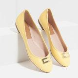De Toevallige Manier van vrouwen Dame Flat Shoe Comfortable