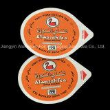 茶容器か酪農場の包装のPrecutアルミホイル