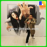Custom 3D Wall Sticker UV Stable Printing Vinyl Stickers