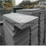 Mattonelle di pietra naturali del granito del materiale da costruzione per la pavimentazione e la parete
