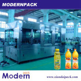 1 Containing Pulp Beverage Filling Production Lineに付き4