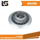 La aleación de aluminio a presión la cubierta de interruptor de la fundición usada en dispositivo de iluminación del LED