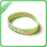 Bracelets faits sur commande bon marché de silicones de bracelet d'énergie de silicones de vente directe d'usine