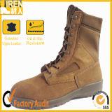 2017の標準的な工場価格の軍隊の砂漠の戦闘用ブーツ