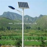 Chaud ! Le réverbère 20W-100W solaire économiseur d'énergie avec du ce a reconnu (JINSHANG SOLAIRES)
