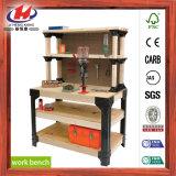 Banco de trabajo de madera resistente del taller