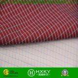Polyester-Yarn-Dyed Gewebe für Tuch der Männer