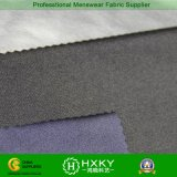 Unité centrale Coating avec Plain Dyed Elastic Knitted Fabric pour Overcoat de Men