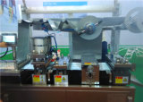 Máquina de empacotamento macia farmacêutica da bolha de Alu Alu da cápsula do gel