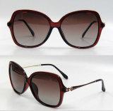 Gafas de sol plásticas de la manera del diseñador a estrenar para las mujeres/señora (DP1214YZ)