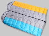 二重一致の慰めの軽量の携帯用屋外のキャンプの寝袋