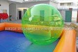 Gutes Preis-Luftblasen-riesiges Wasser-Kugel-aufblasbares Wasser-gehende Kugel, Wasser Zorb Kugel