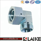 (2CP) Hydraulic Elbow Pipe Adapter