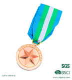 Изготовленный на заказ медали металла заливки формы для промотирования (XDME-001)