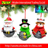 Muñeco de nieve LED Decoration Light para Holiday Christmas Ornaments