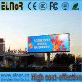 Напольный экран видео-дисплей P16 СИД для рекламировать