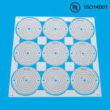 Panneau de carte de l'aluminium 1.6mm 2oz OSP de haute énergie