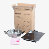Elektrisches Pressure Cooker Packaging Paper Box mit Handle