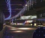 Lumière décorative de décoration de festival de Noël de glaçons d'usager de DEL