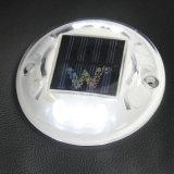 Solar psto em volta do marcador plástico da estrada do diodo emissor de luz de Epistar do olho de gato