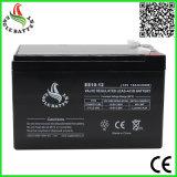 12V 10ah UPSVRLA AGM-Mf gedichtete Leitungskabel-Säure-Batterie