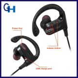 China Venta caliente Mejor Bluetooth Deporte de auriculares con micrófono