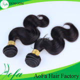 Estensione dei capelli umani dei capelli del Virgin del visone del grado dei fornitori 7A della Cina
