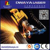 Fatto in Cina la tagliatrice del laser della fibra da 500 watt