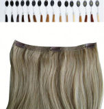 7A Peruvian Afro Remy Hair Clip in Layer Hair Extension 220g