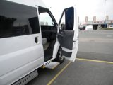 Eléctrica Paso Silding para Ford Transit