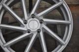 F10509 19 Sekundärmarkt des Zoll-CVT dreht Auto-Legierungs-Rad-Felgen