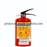 6kg 17bar beweglicher trockener Energien-Feuerlöscher (EN3)