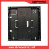 Hohe Auflösung P6.25 RGB-Innenmiete LED-Bildschirmanzeige