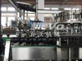 Gekohlte Gas-Getränk-Plomben-Maschinerie der Glasflasche
