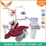 Cadeira dental montada superior do instrumento dos corrimão dobro