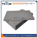 La fuerza adorna la planta del tablero del cemento de la fibra