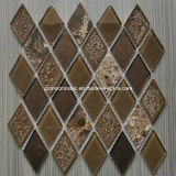 Crackle all'ingrosso Ice Ceramic Mosaic con Glass per 2016 (OYT-S07)