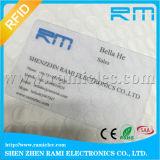 Impressão UV do cartão do PVC