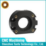 POM, Nylon/ABS/Delrin die CNC voor Zwarte Plastic Delen machinaal bewerken